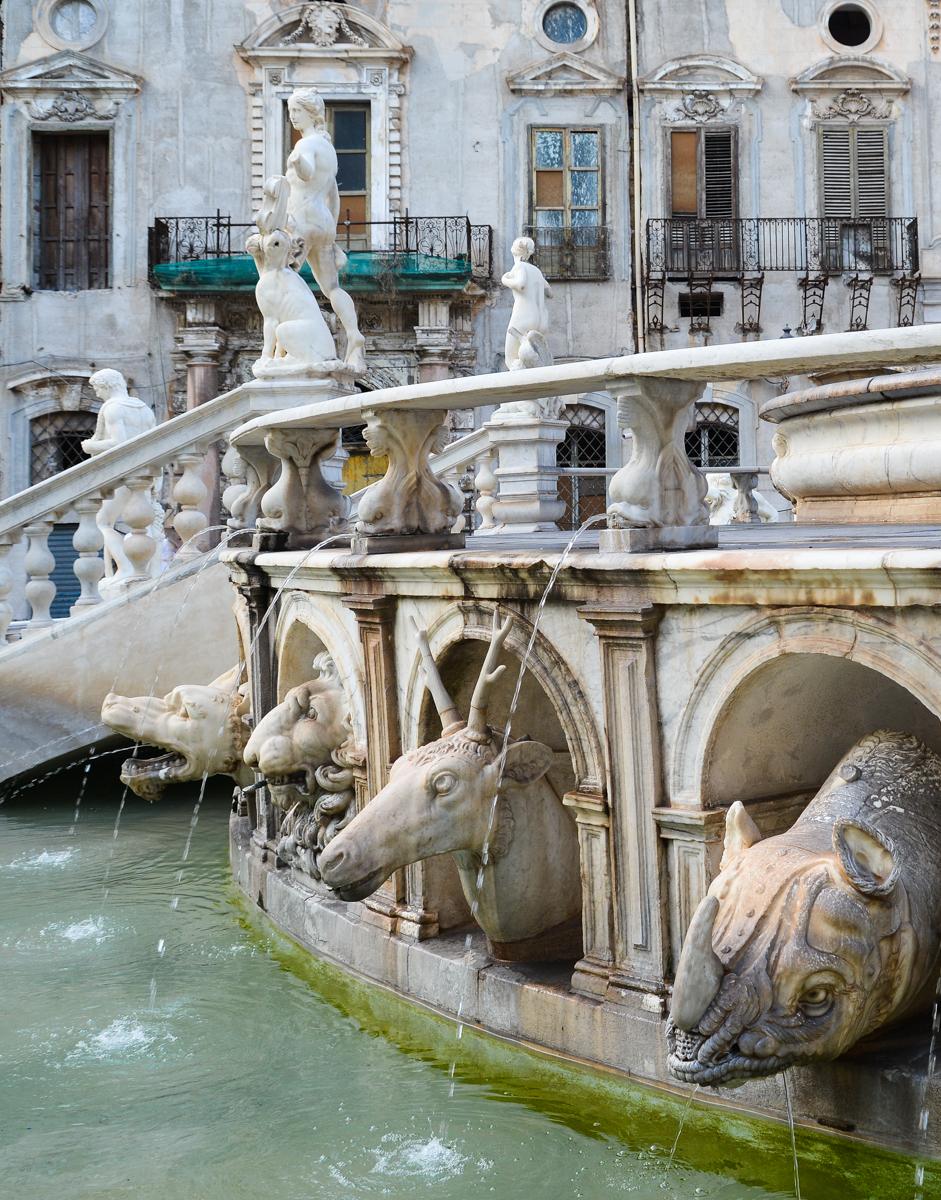 HC 'Pretoria Fountain Palermo 01' by Mike Brown