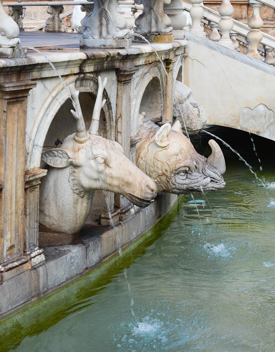 HC 'Pretoria Fountain Palermo 03' by Mike Brown