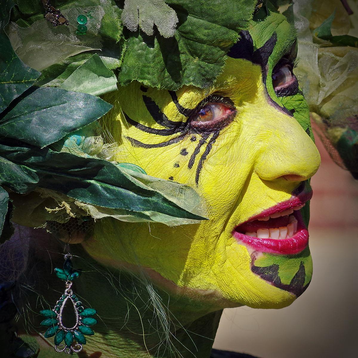 Second 'Green Man Festival 01' by Richard Ramsay