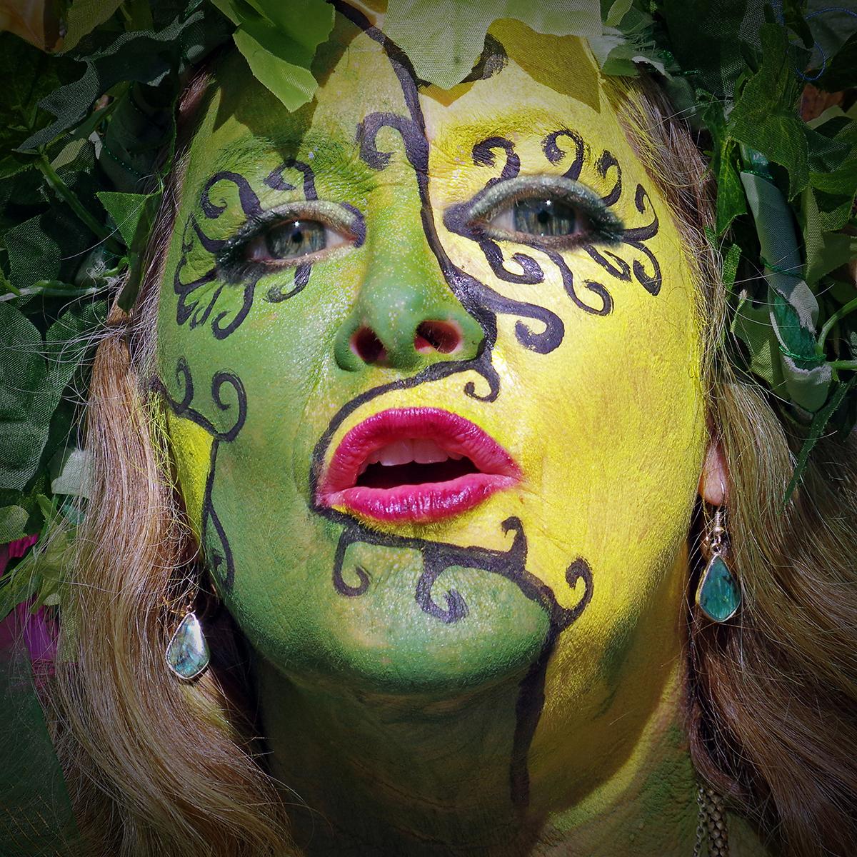 Second 'Green Man Festival 03' by Richard Ramsay