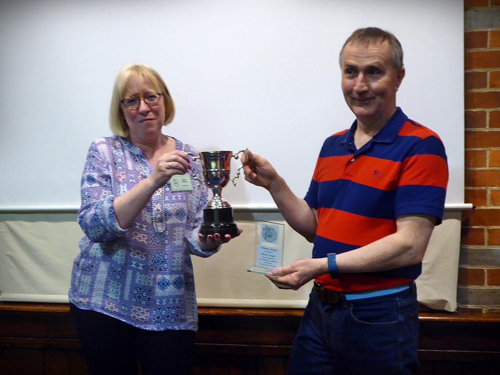 Wiltshire Trophy - Mark Cooper