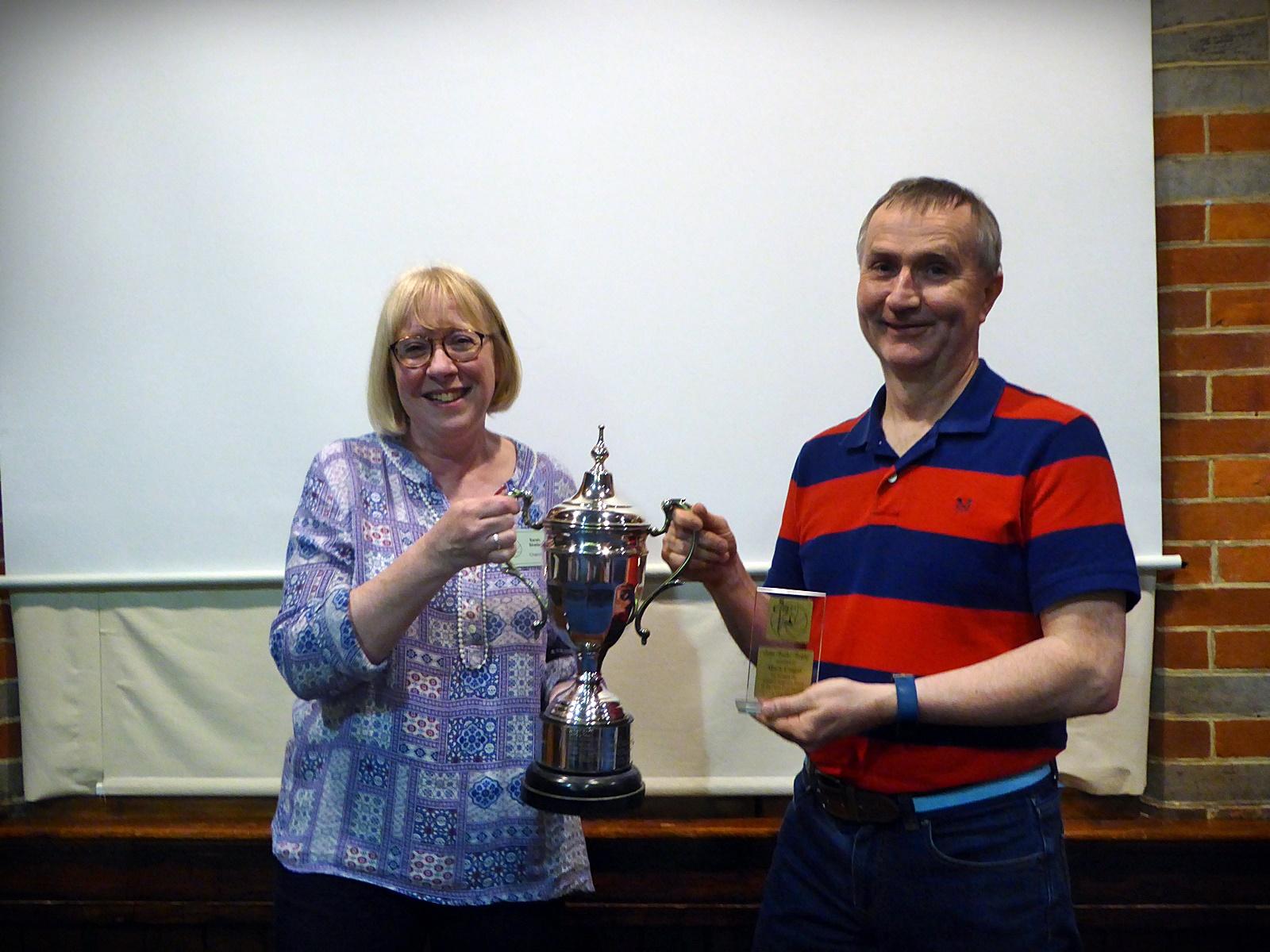 John Burke Trophy - Mark Cooper