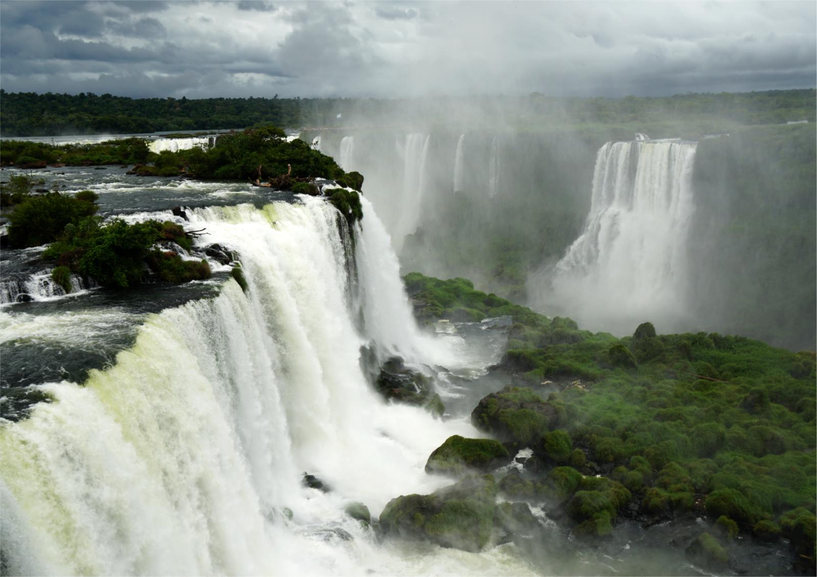 'Iguazu Falls' by John Hart