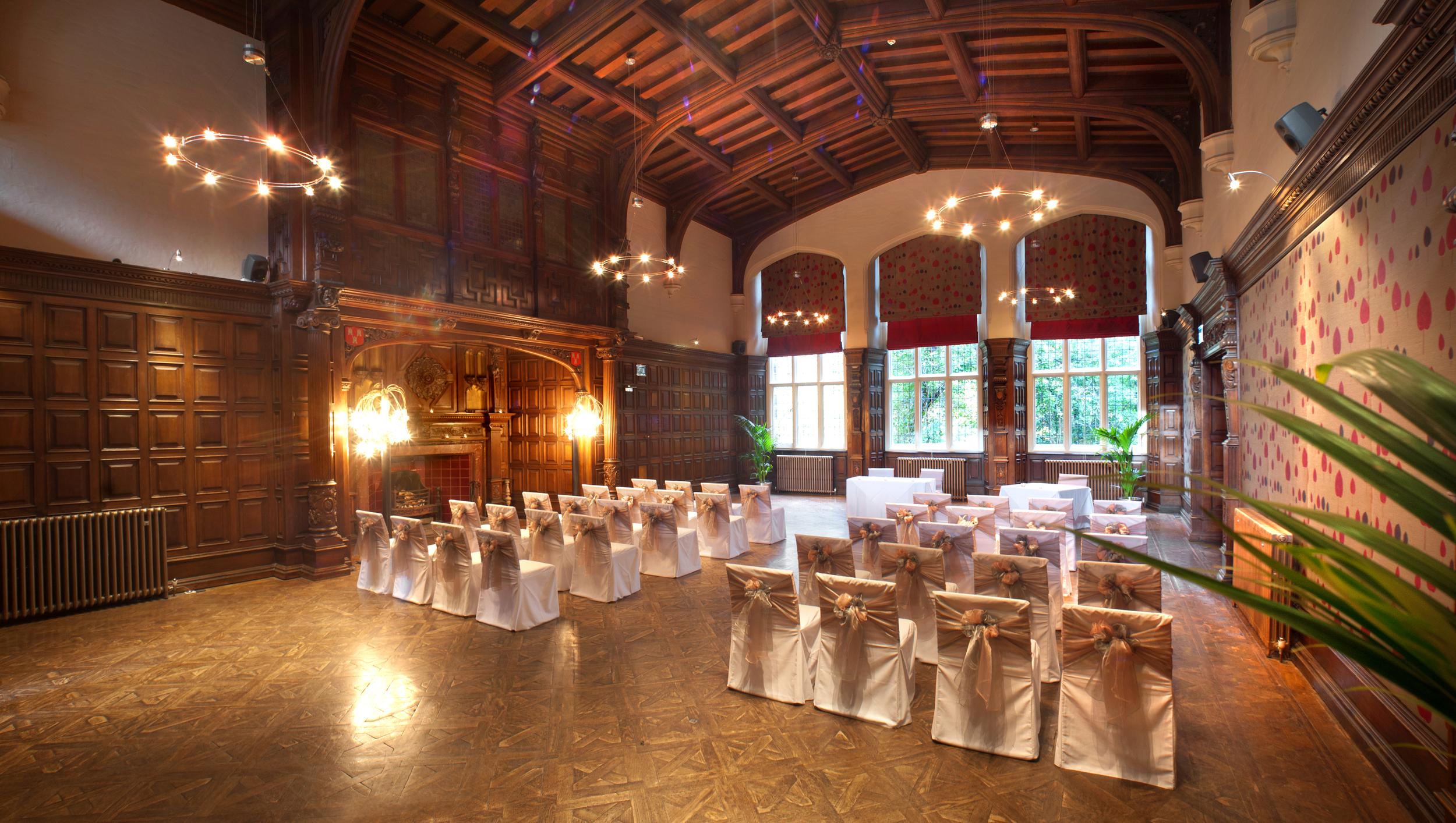 Jesmond Dene House - The Great Hall