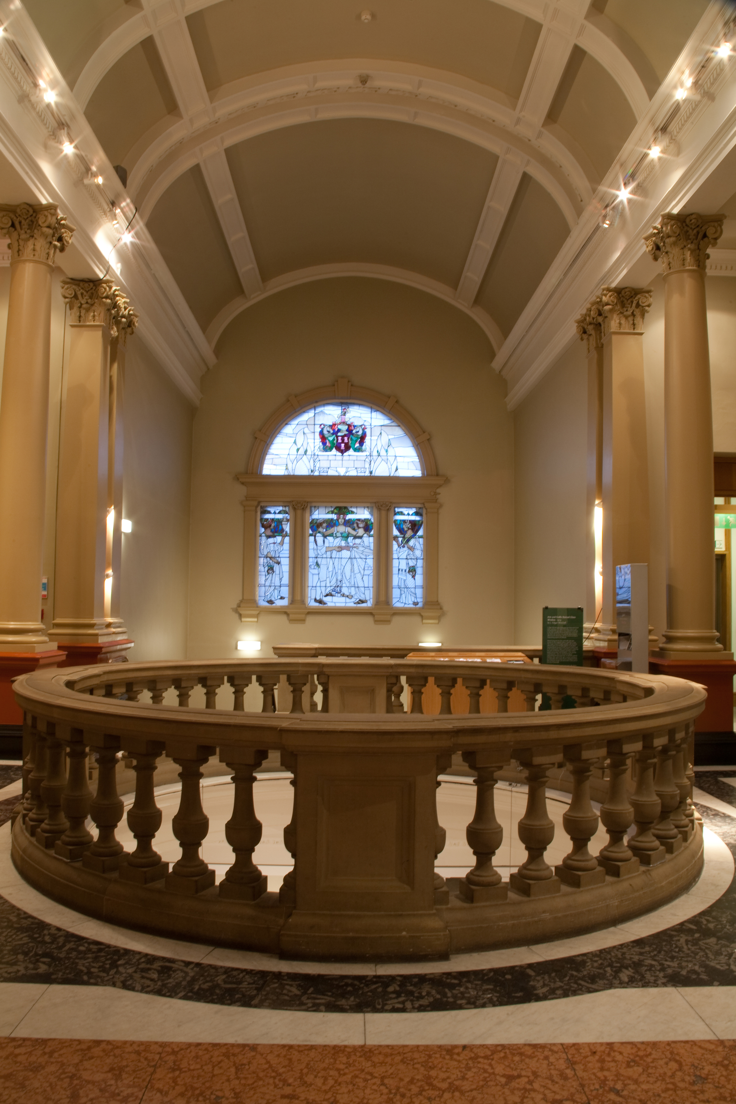 Laing Art Gallery - Rotunda