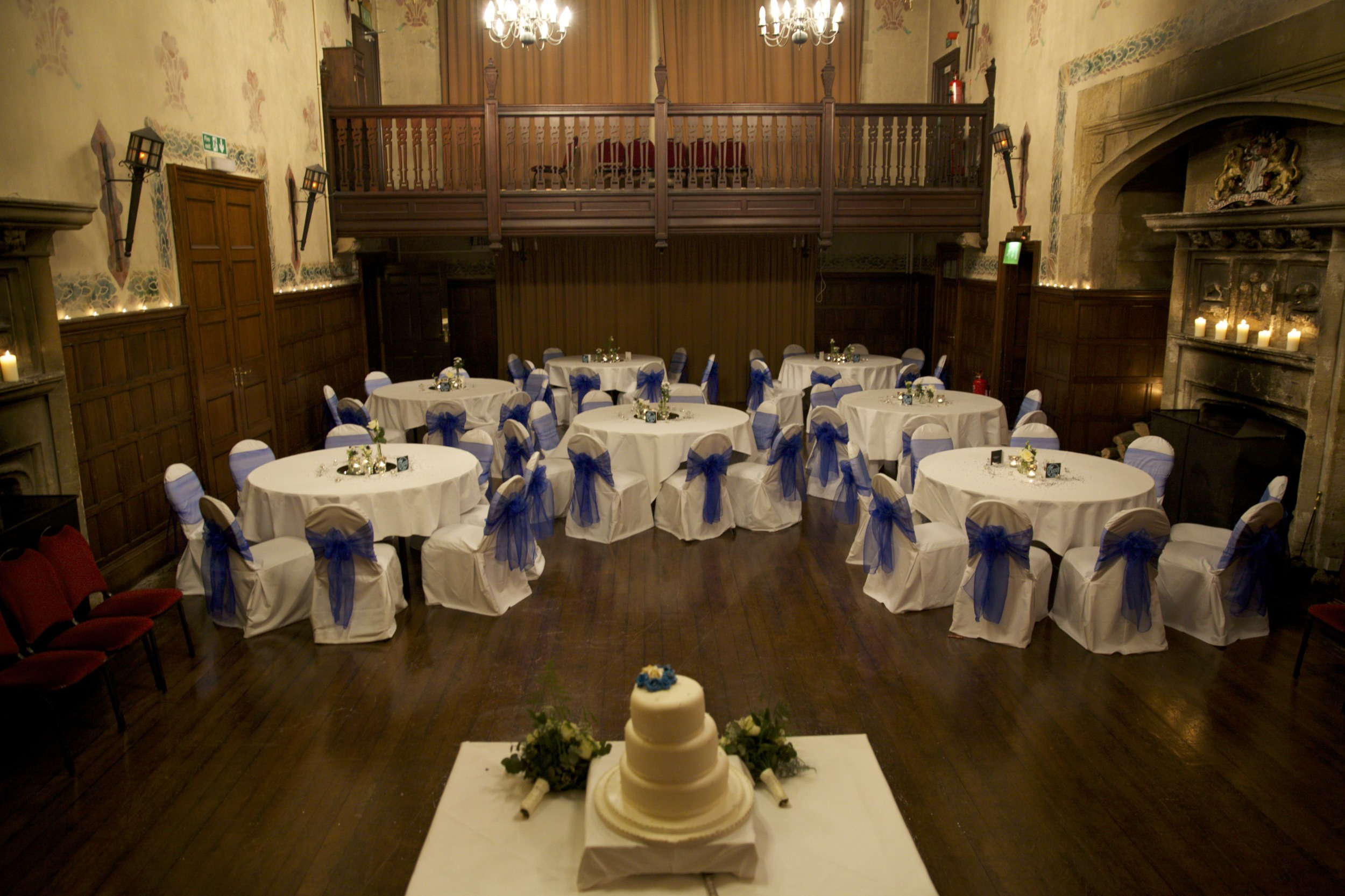 Redworth Hall - Great Hall