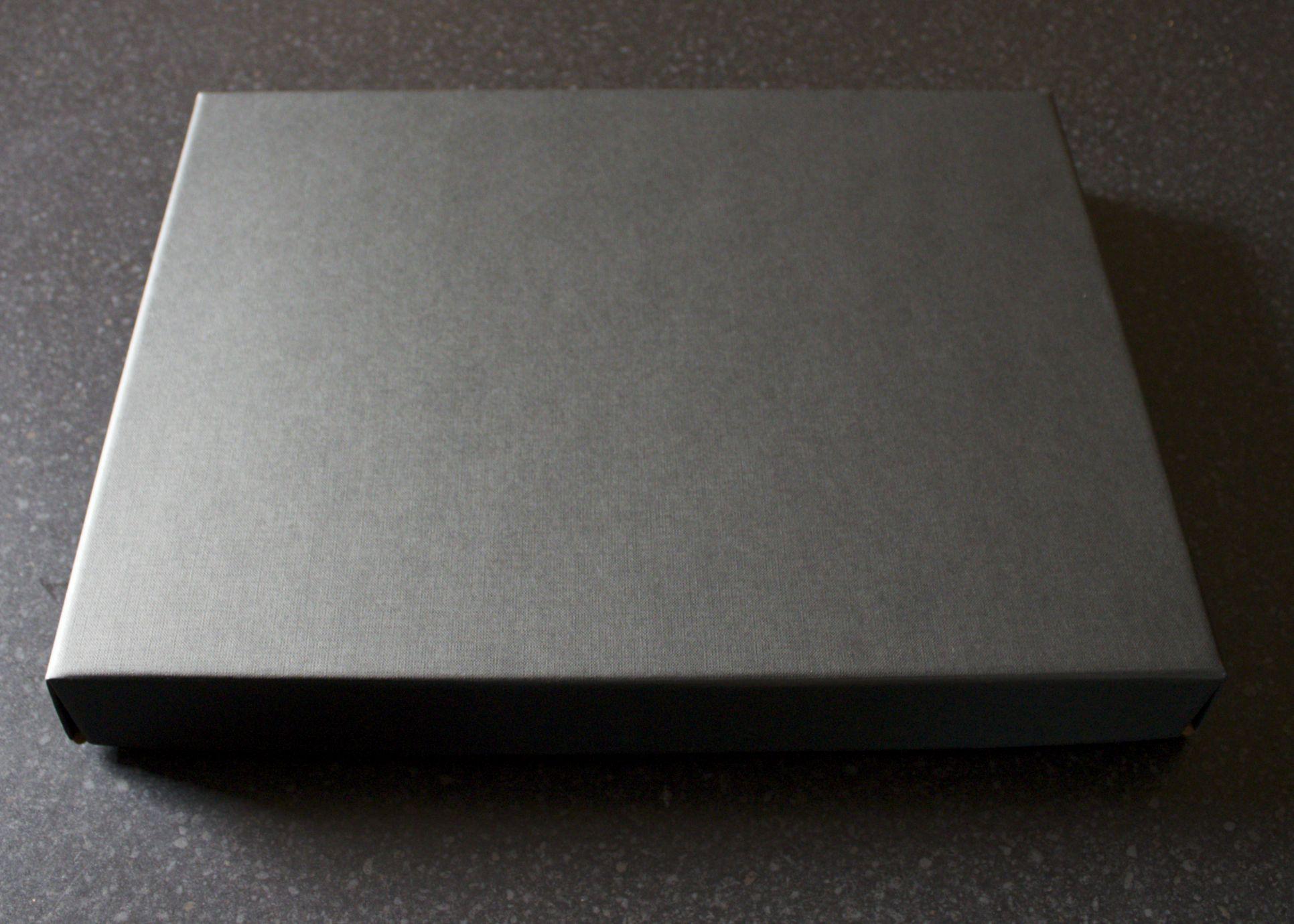 Tony Sarlo Wedding Album - Box