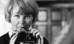 Jane Bown self portrait