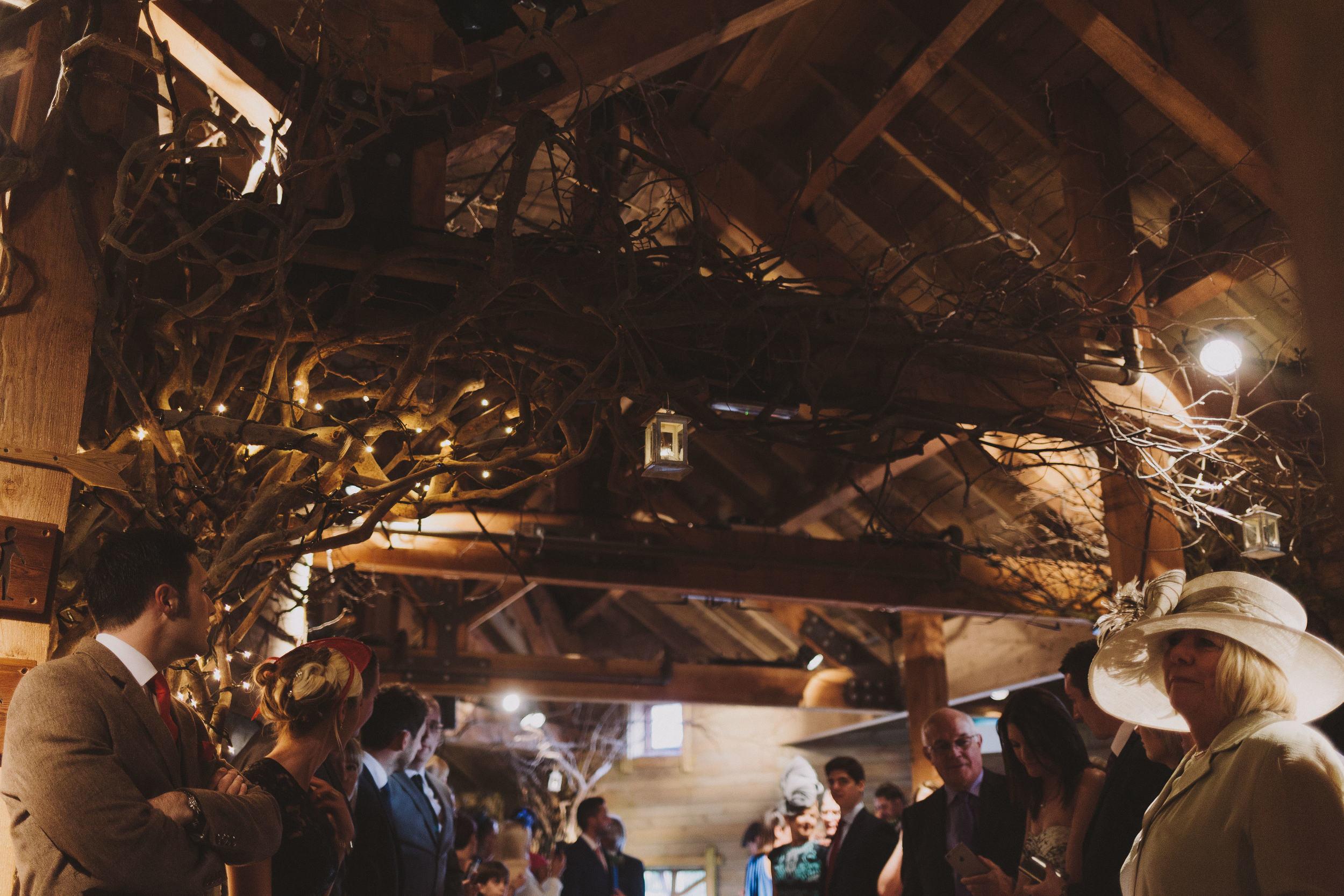 Alnwick Garden Treehouse Interior