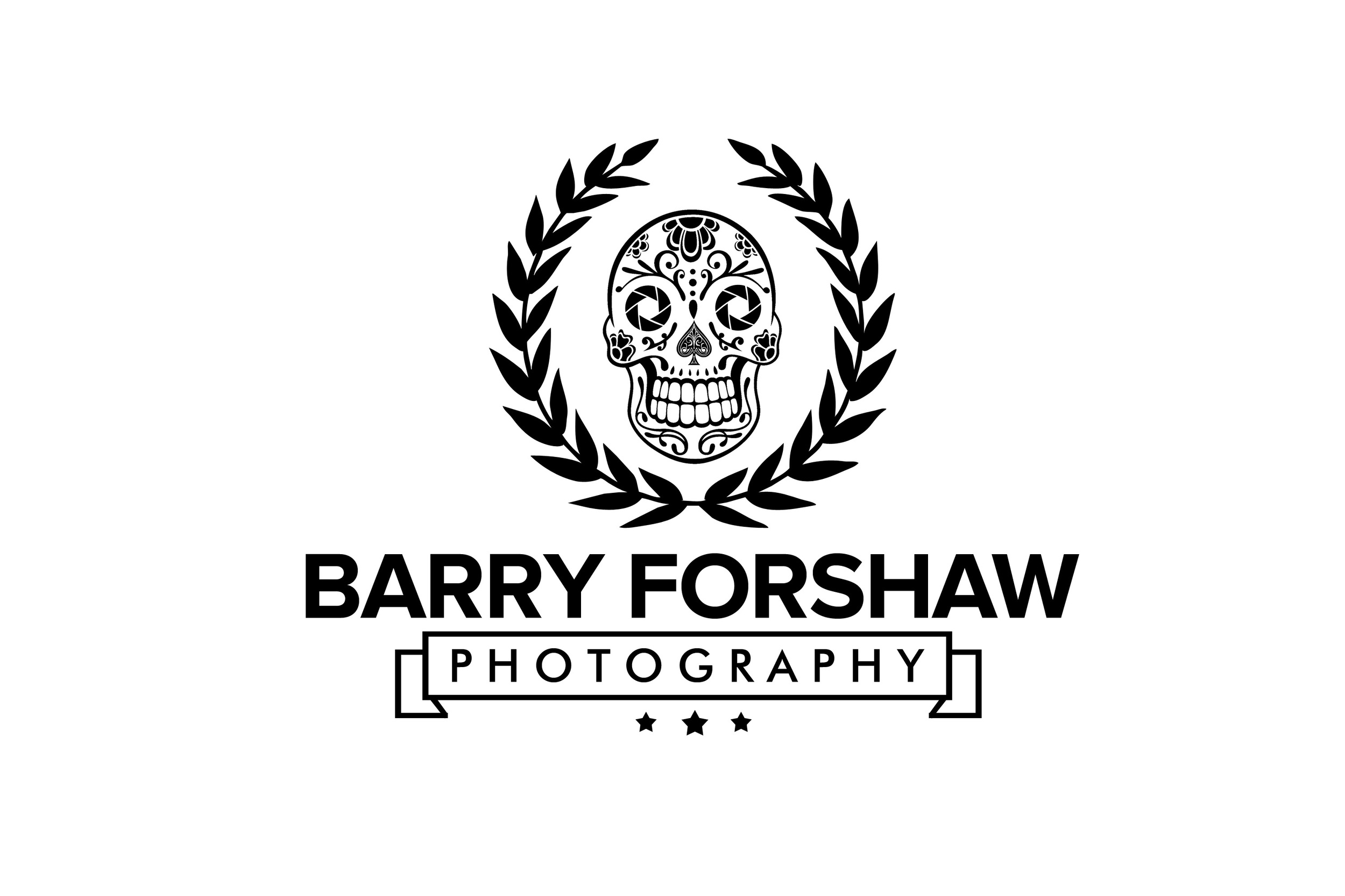 Barry Forshaw Photography New Logo
