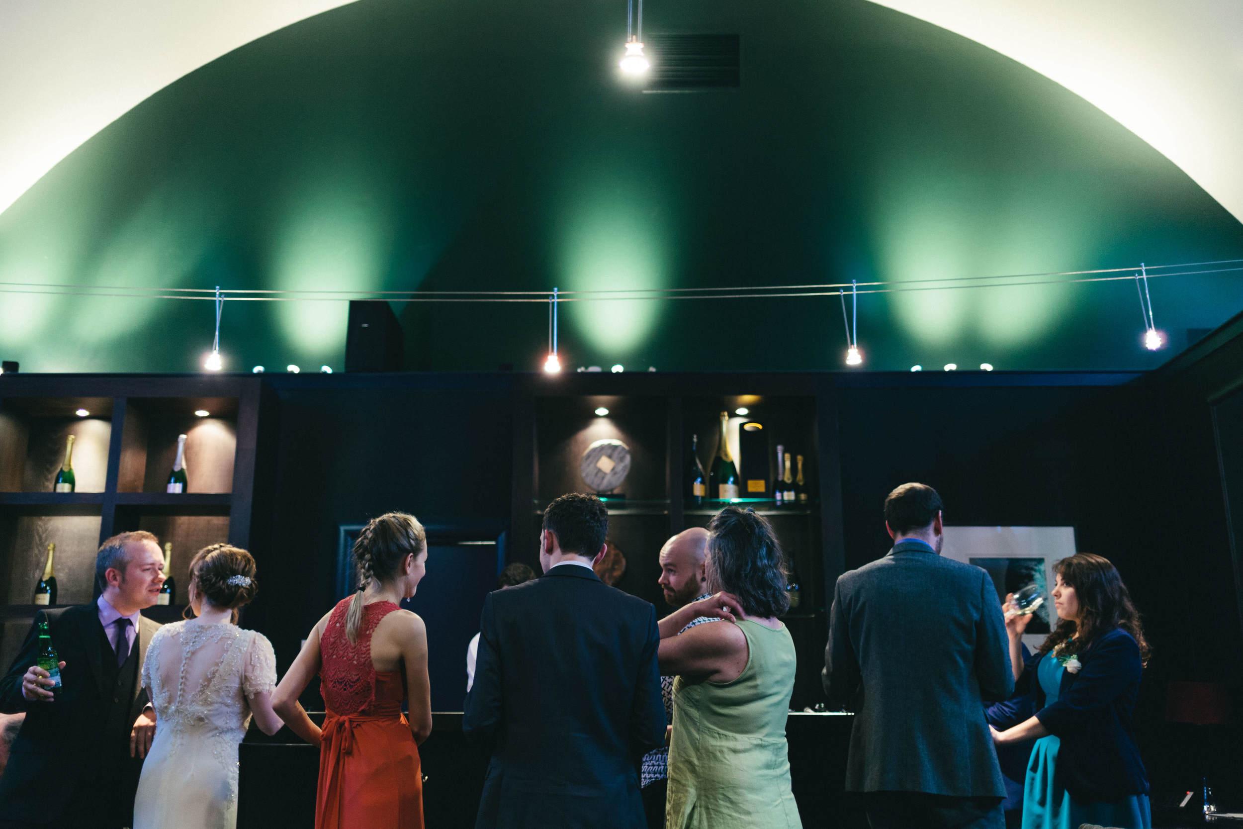 The decor of Malmaison oozes class since its latest refurbishment
