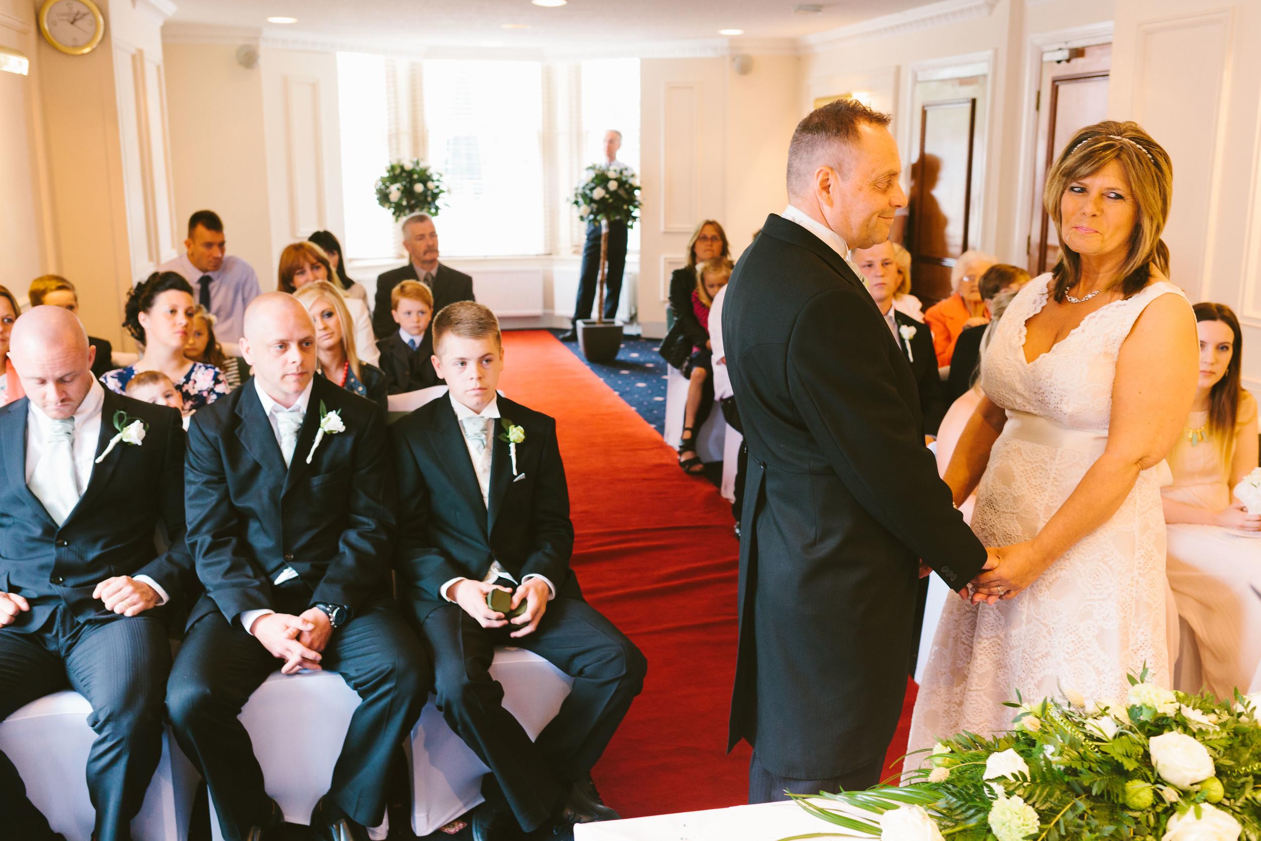Newcastle Wedding Venue // The Caledonian Hotel // Avon Suite