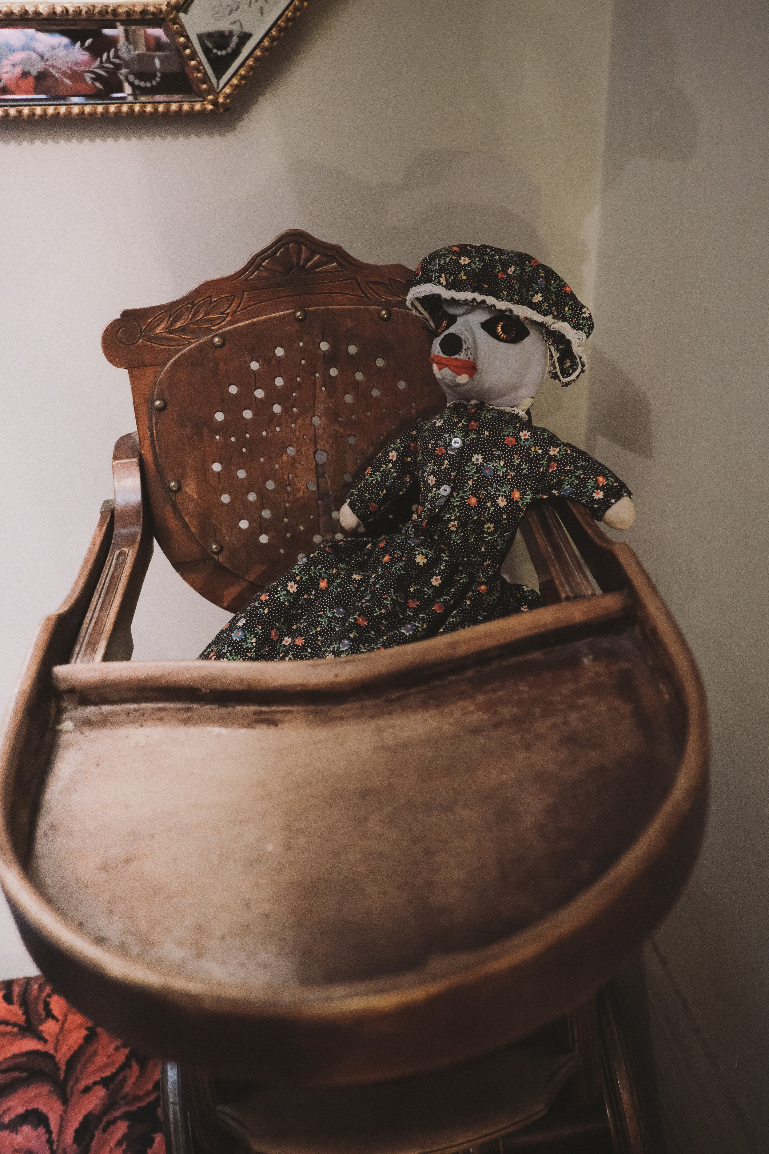 La Rosa Hotel Whitby // Victorian Weasel // By Wedding Photographer Barry Forshaw