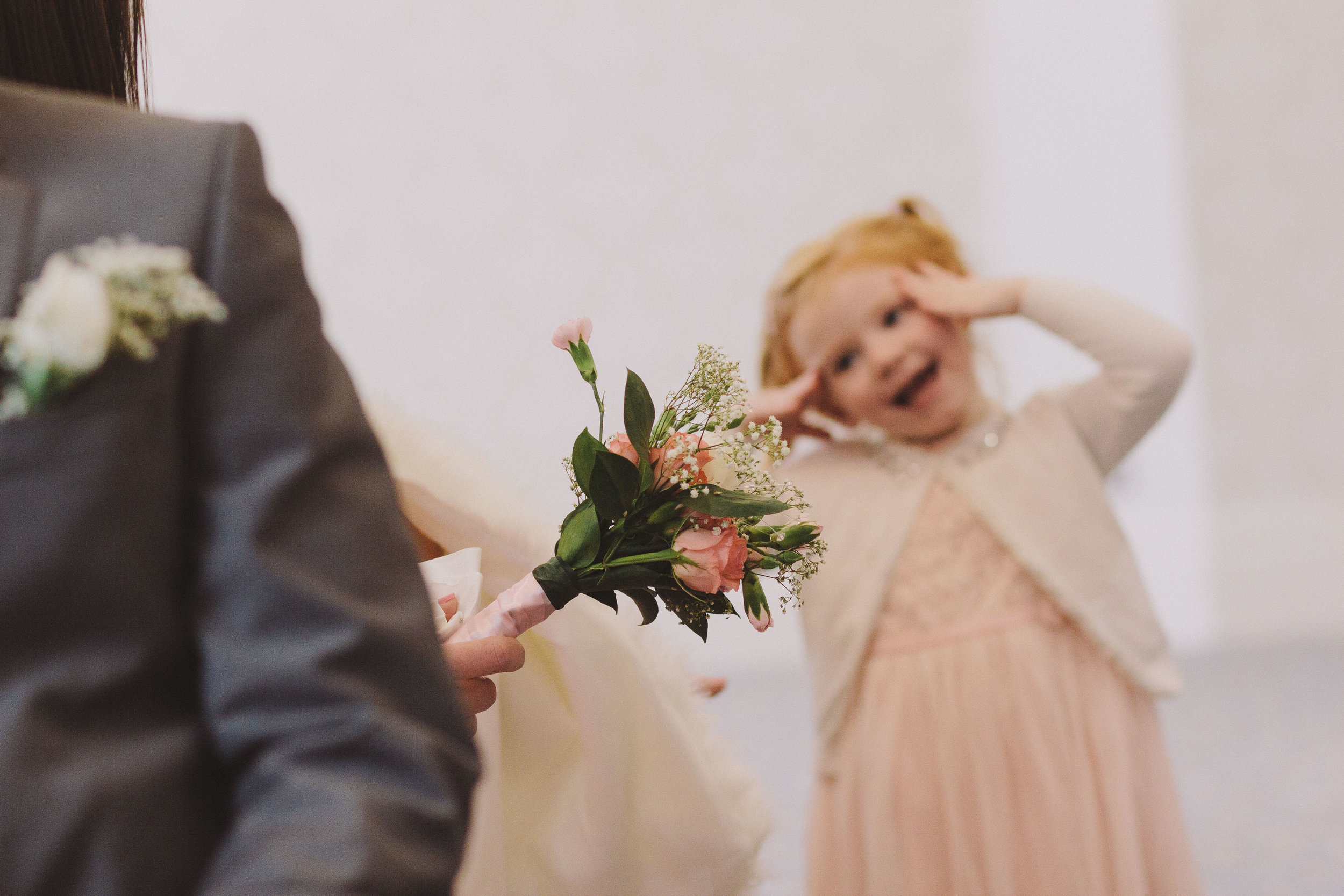 Alternative compositions and subject matter make for fun and spontaneous photographs that are unique to your wedding