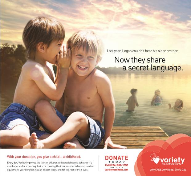 Variety Charity - Print