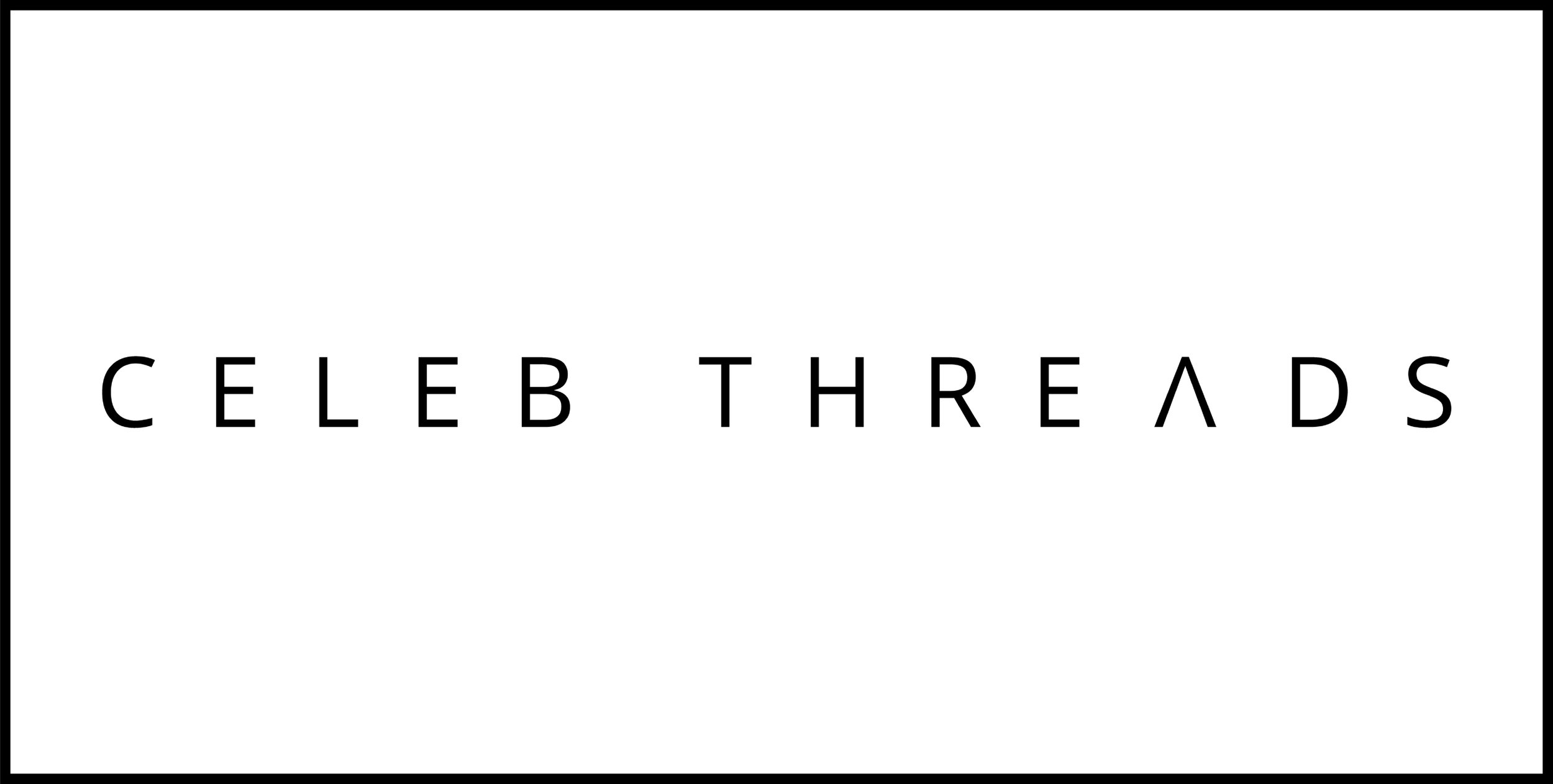 CELEB THREADS