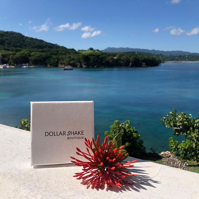 Beautiful Settings for our packaging @dollarshakeboutique