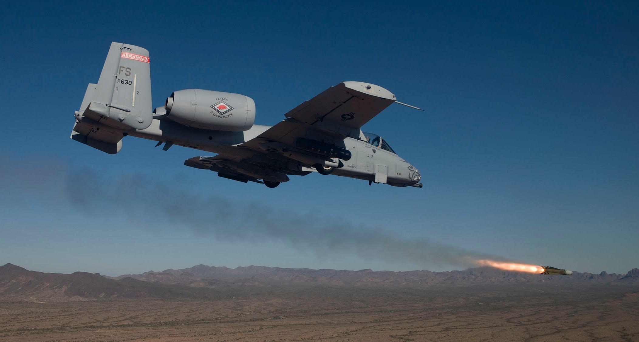 A-10C Thunderbolt II with the 188th Fighter Wing