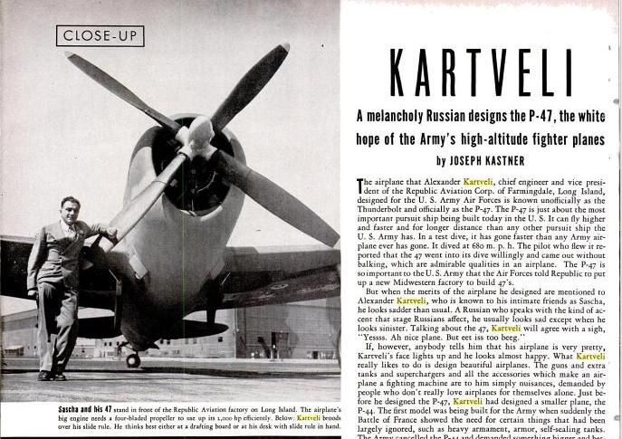 1942 Life Magazine article