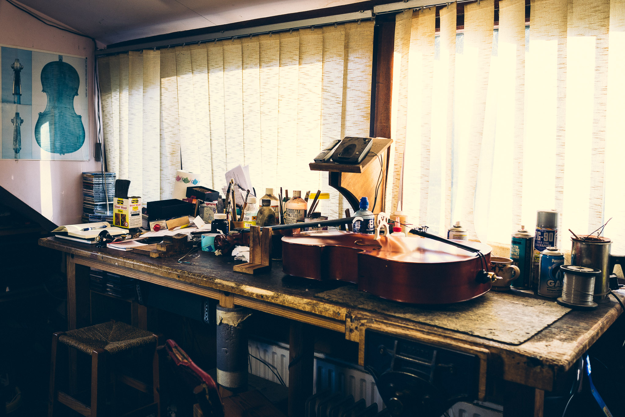 Luthier Workshop