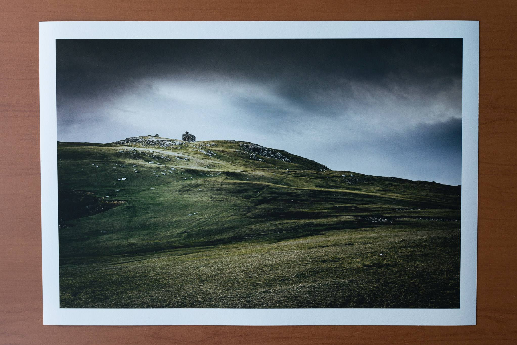 The Signal Tower Print