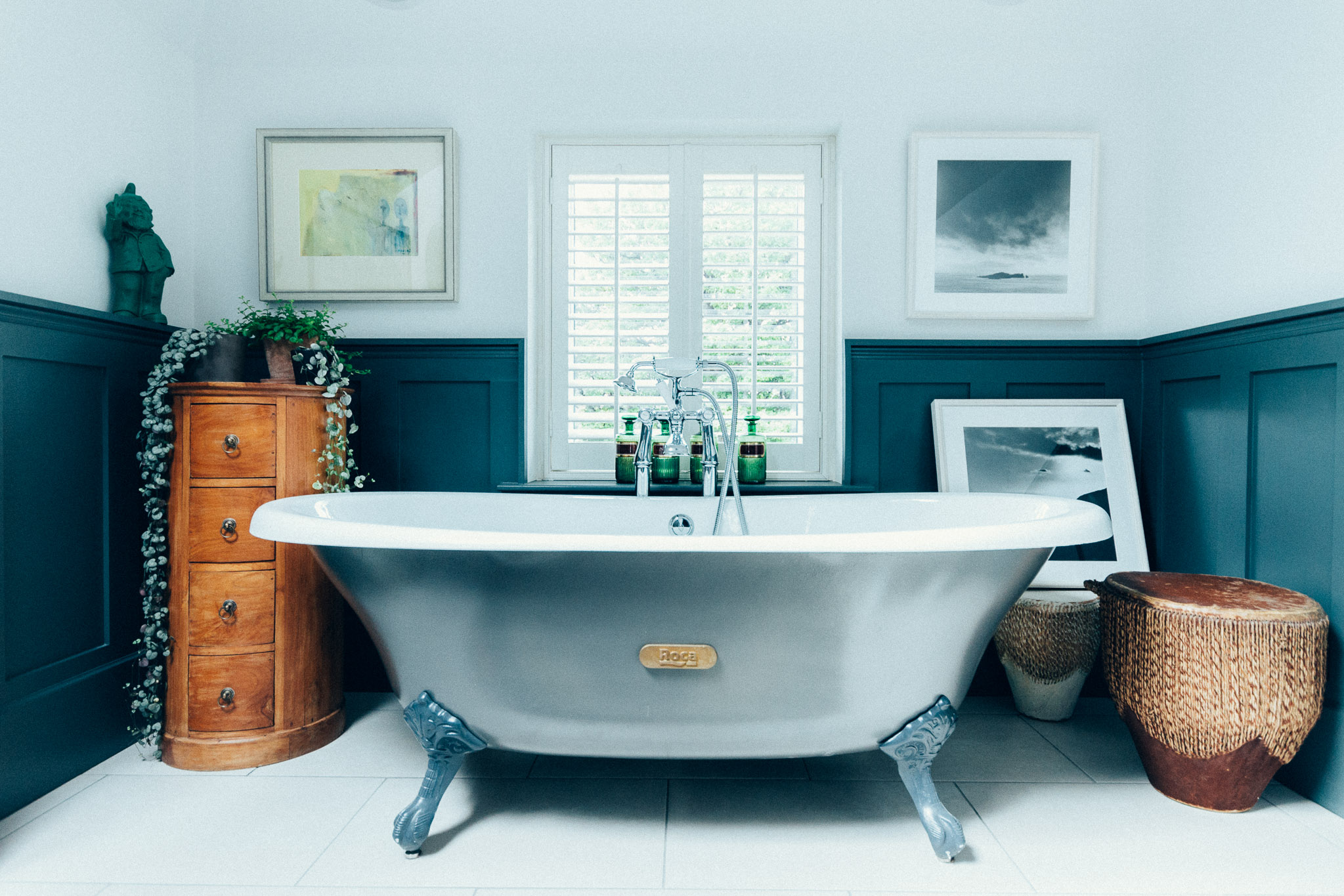 Vintage Bathtub