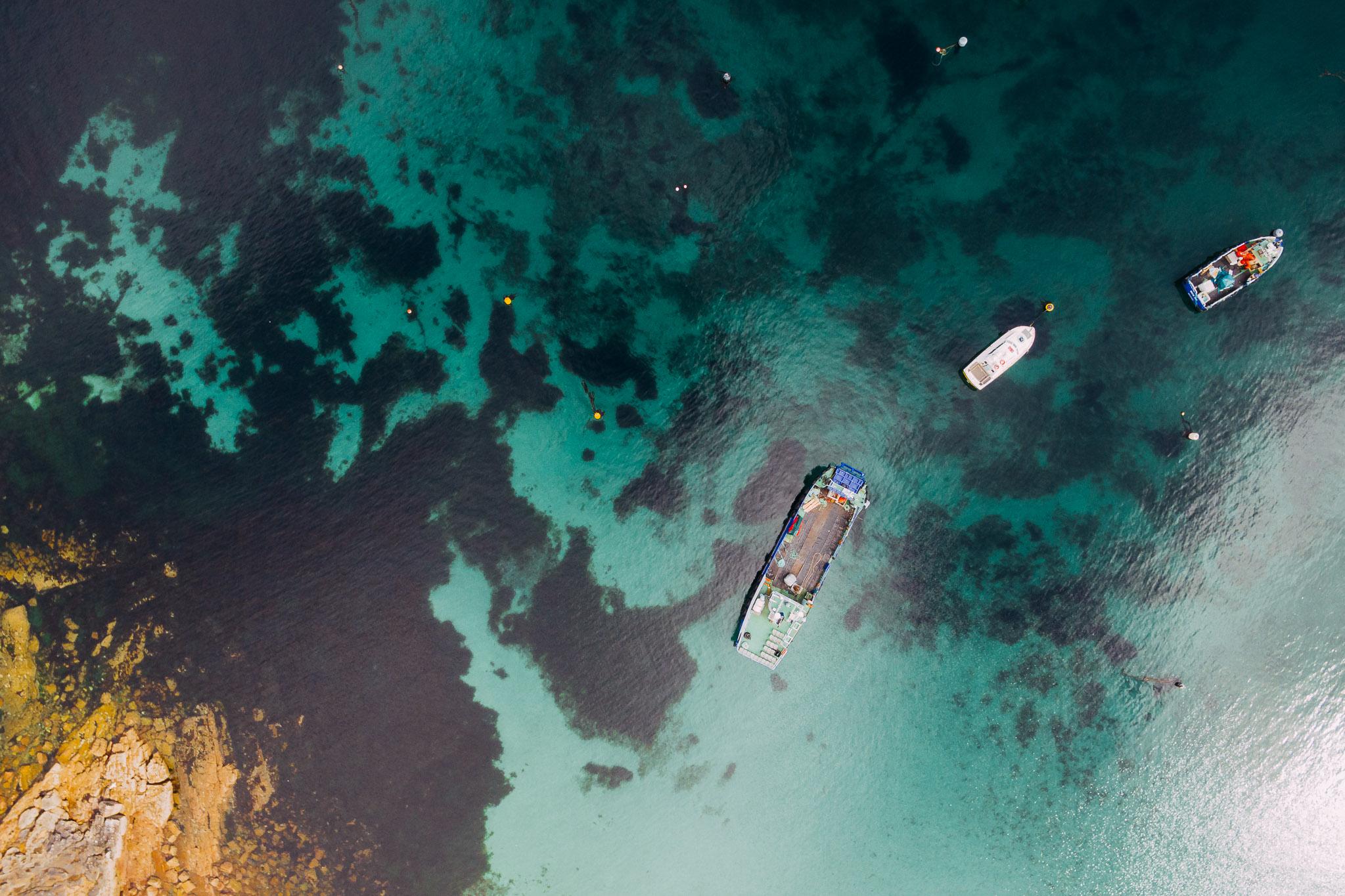 Clare Island Bay