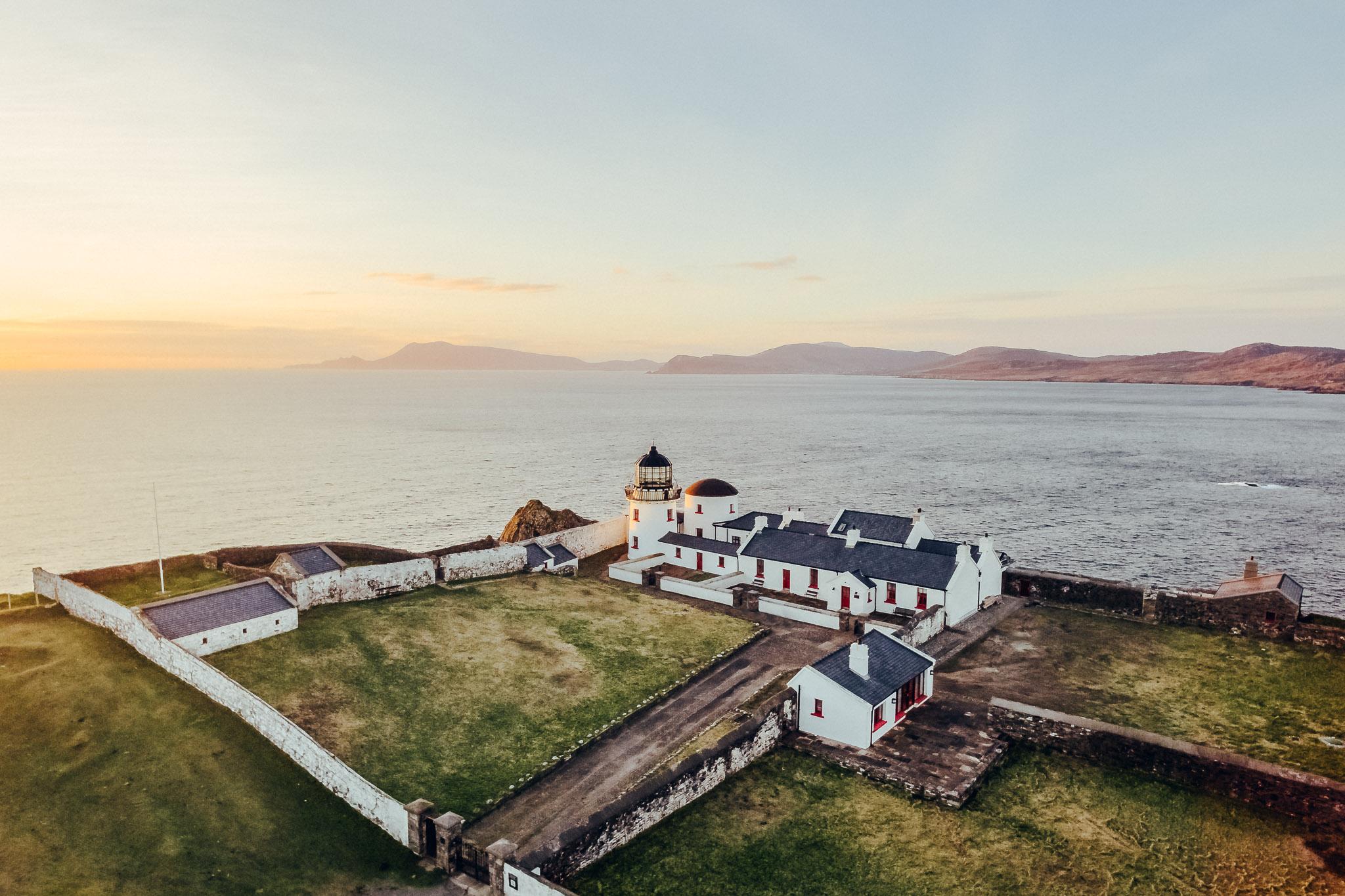 Clare Island Lighthouse