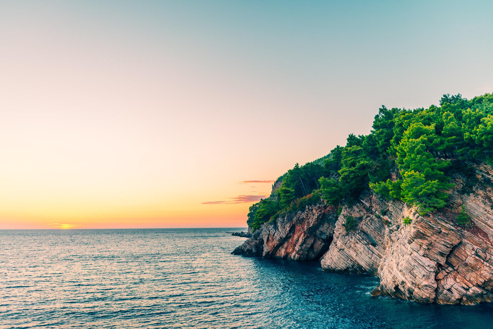 Petrovac Coast
