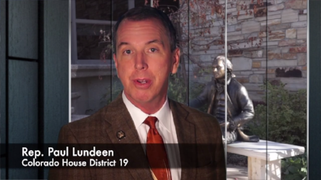 Rep Lundeen speaks on shortening the Session