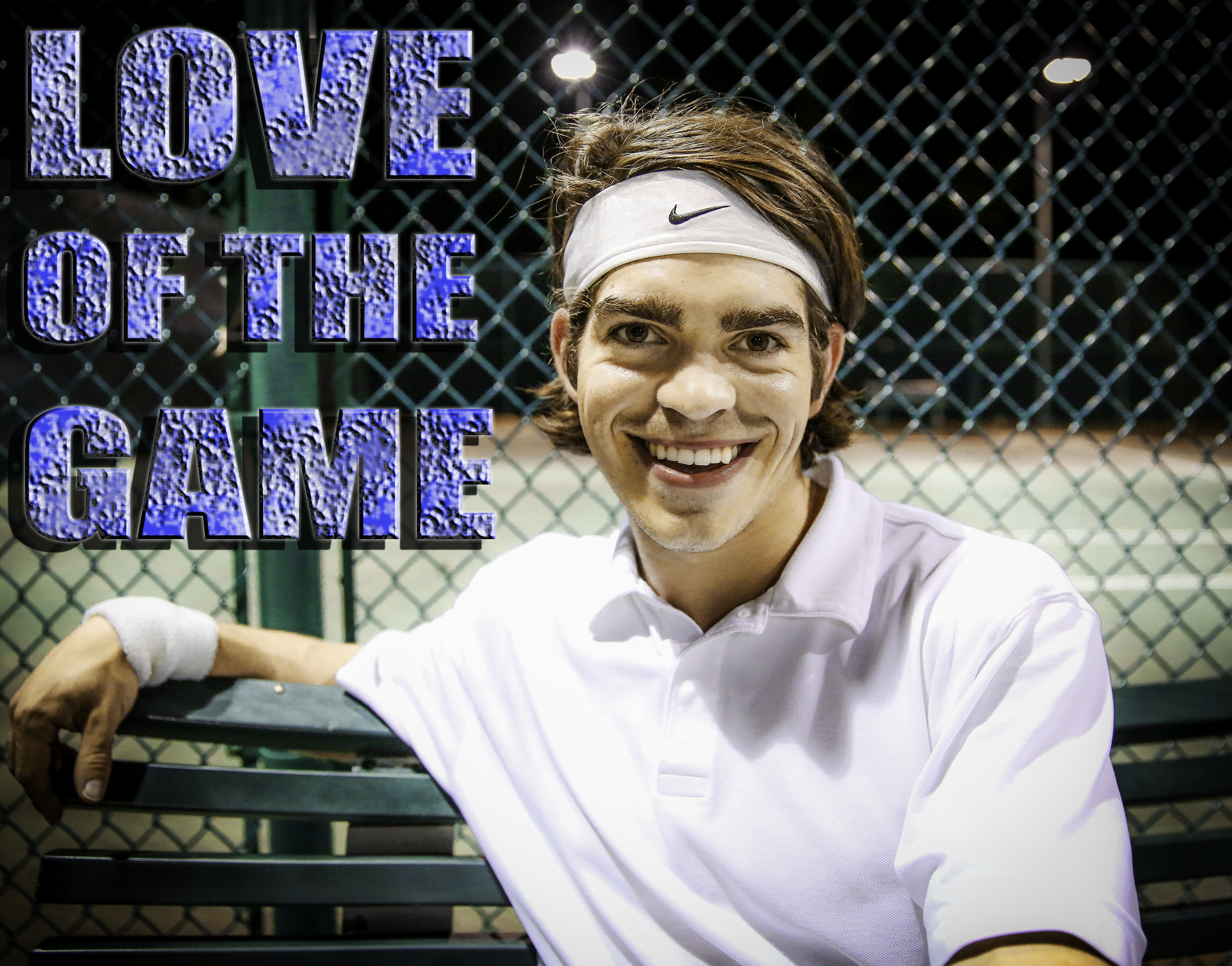 I can help you improve all aspects of your tennis game,
