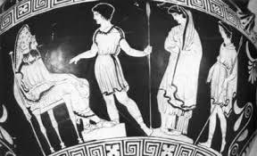Ante el tirano Creonte