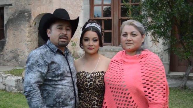Familia Ibarra. Foto Video Rosales