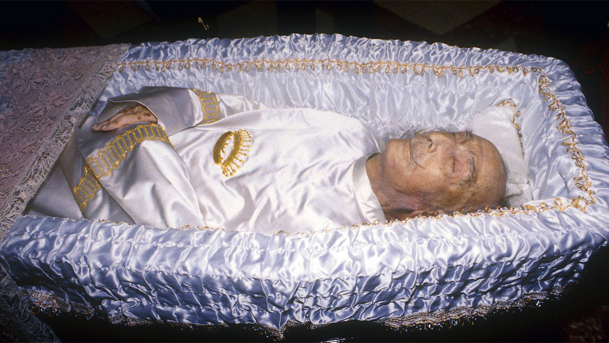 Cadáver de Dalí. Casa-Museo Figueras, elPeriódico