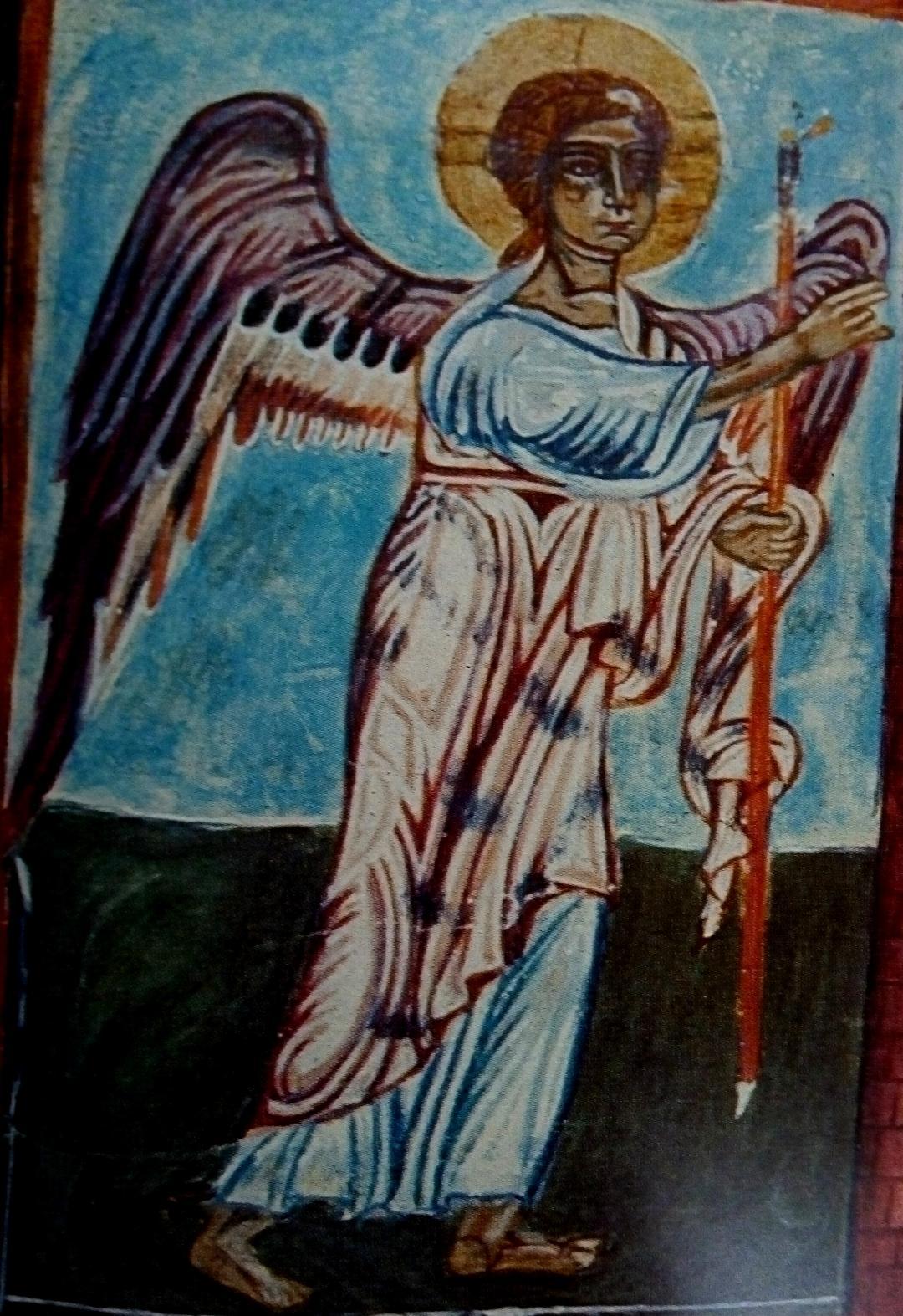 En ángeles, en eso nos convertiremos
