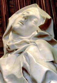 Éxtasis de santa Teresa. Gian Lorenzo Bernini, creado entre 1647 y 1952.
