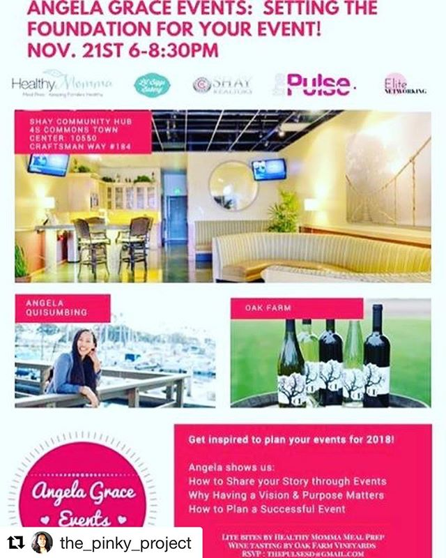 Excited to be a part of this fabulous @elitenetworkinggroup event that @the_pinky_project put together!! . . . . . . . . . . . . . . #networking #womeninbiz #entrepreneur #womenentrepreneurs #events #sandiego #glutenfree #glutenfreecookies #dairyfree #soyfree #cookies #glutenfreebakery #glutenfreebaking #womensupportingwomen #encinitas