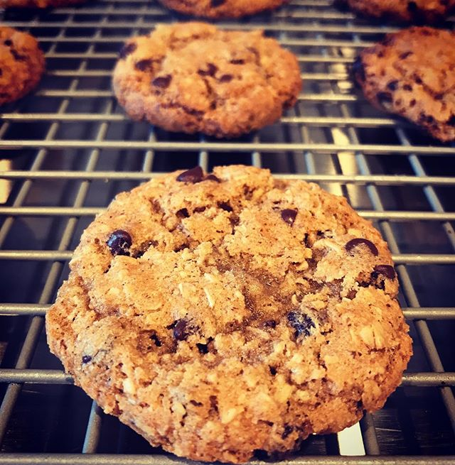 We've been busy in the kitchen lately and lovin' every minute! Have you tried our cookies yet?? All of our cookies are gluten-free, dairy-free and soy-free...check out the link in our bio. . . . . . . . . . . . . . . . . #glutenfree #dairyfree #soyfree #cookies #bakery #glutenfreelife #glutenfreebaking #bakedgoods #instayum #delicious #eatwell #eatwelllivewell