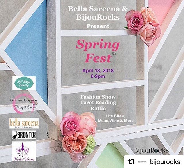 Tonight we will be providing #glutenfree #cookies for everyone attending the Spring Fest @bellasareena in Solana Beach! Come check it out 6-9pm 💕🍪