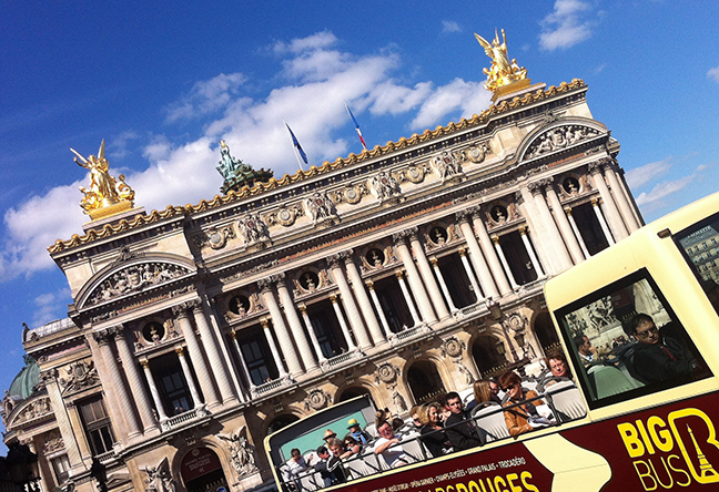 Palais Garnier (Paris Opera House)