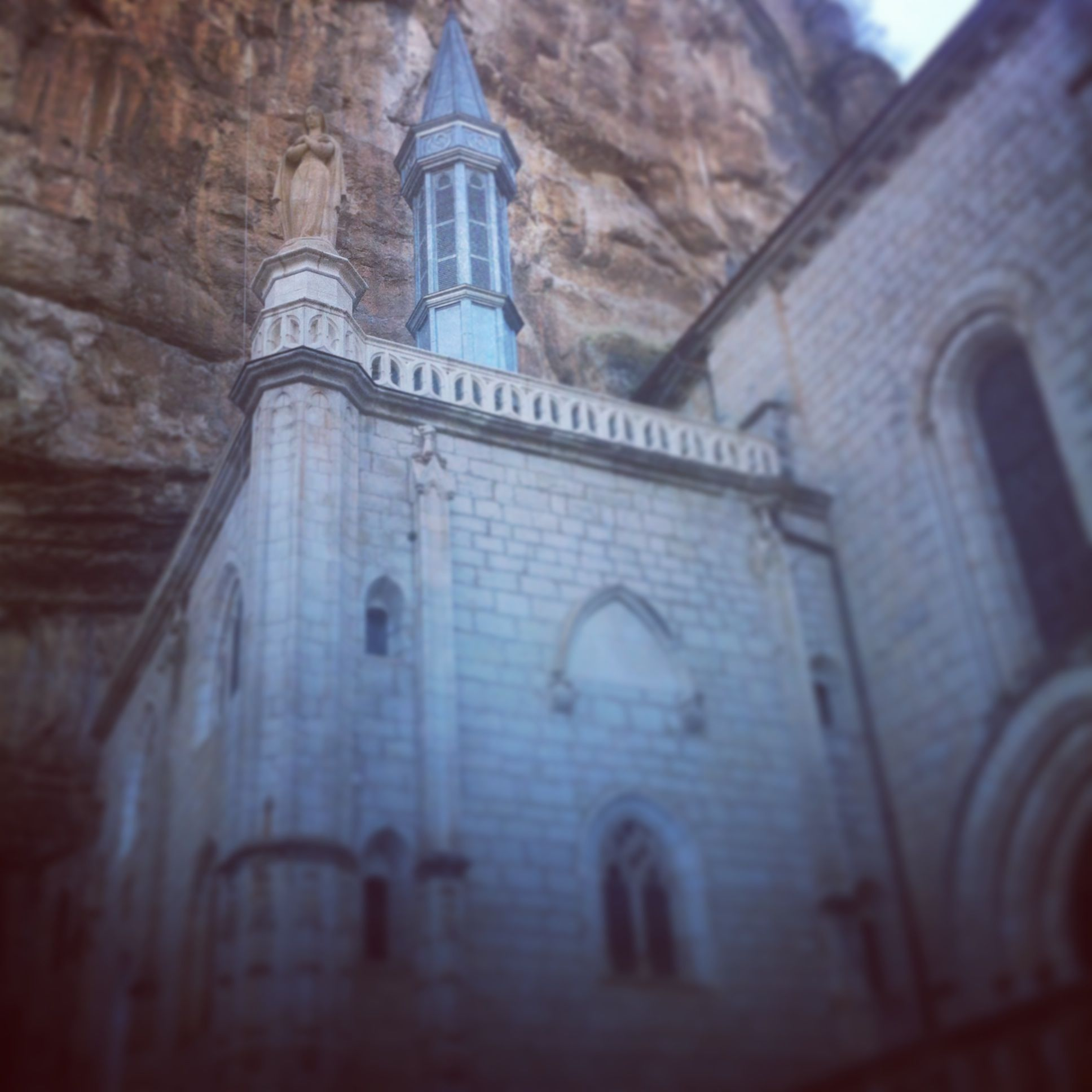 Our Lady of Rocamadour Shrine