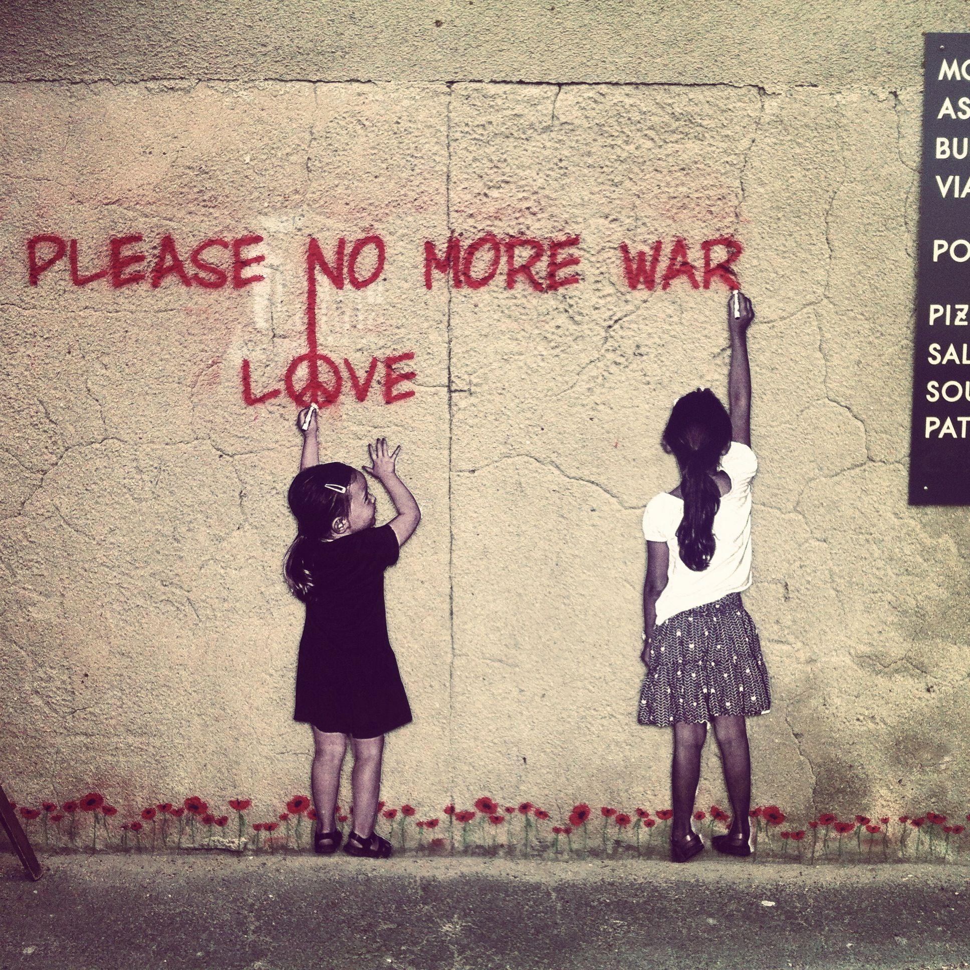 Street art at Gold Beach, Normandy.