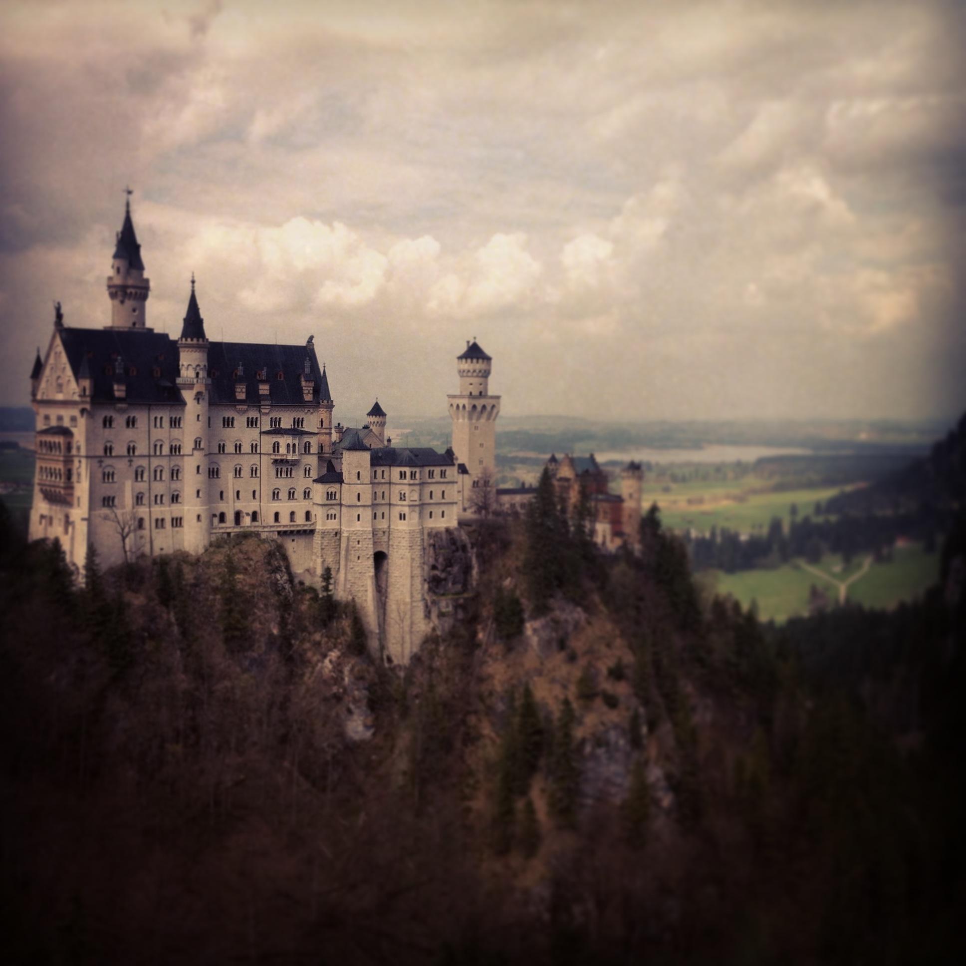Neuschwanstein Castle, Bavaria, Germany (©Deborah Clague)