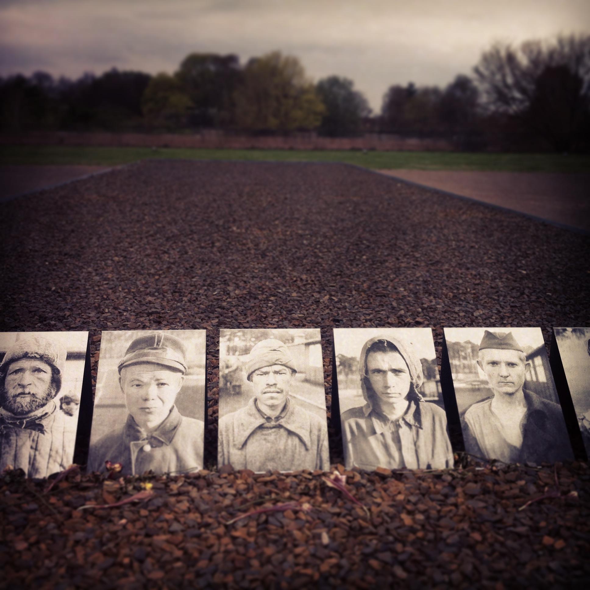 Sachsenhausen Concentration Camp (©Deborah Clague)