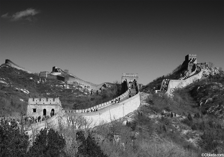 Great Wall of China (©Deborah Clague)
