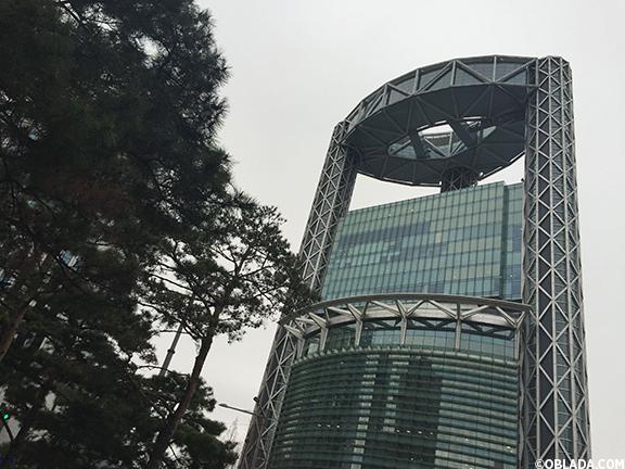 Jongno Tower, representative of the striking contemporary architecture in Seoul (©Deborah Clague/Oblada.com)