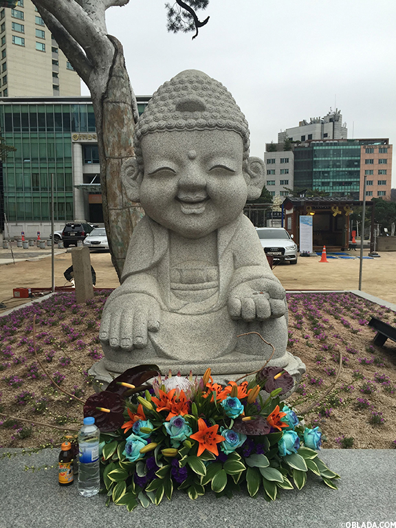 Jogyesa Buddhist Temple (©Deborah Clague/Oblada.com)