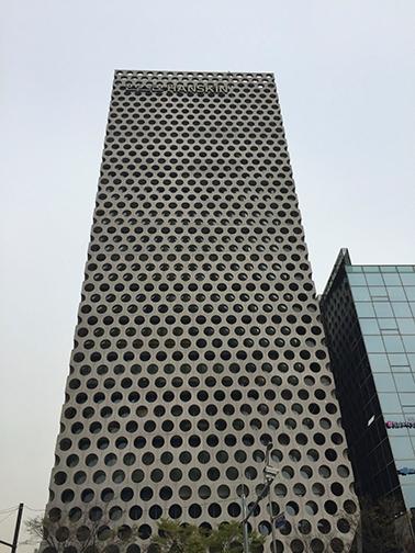 Gangham architecture (©Deborah Clague/Oblada.com)