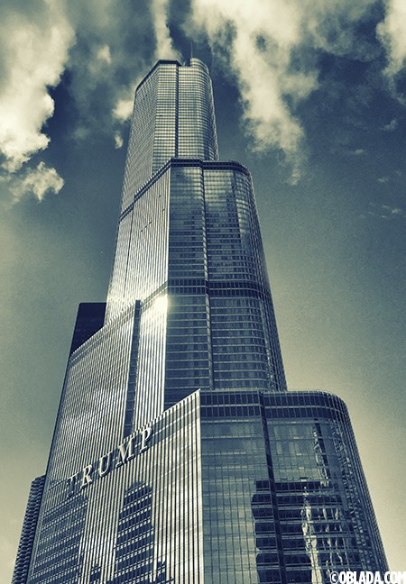 Trump Tower (©Deborah Clague/Oblada.com)
