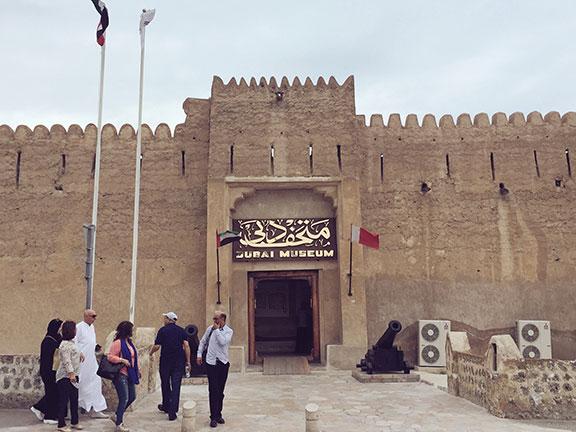 Dubai Museum (©Deborah Clague, 2016).